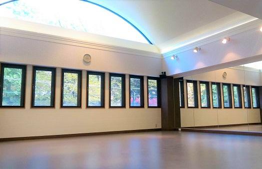 吉祥寺 三鷹 井の頭公園 目の前にある ダンススタジオ