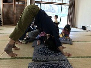 吉祥寺 ヨガ ママ ベビー