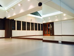 吉祥寺三鷹にあるダンススタジオ モリノ