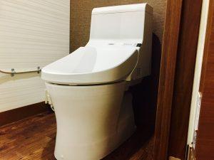 吉祥寺 レンタルスタジオ は トイレ も綺麗です。