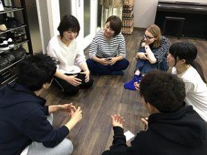 劇団 SUN 吉祥寺 三鷹 演劇 ワークショップ