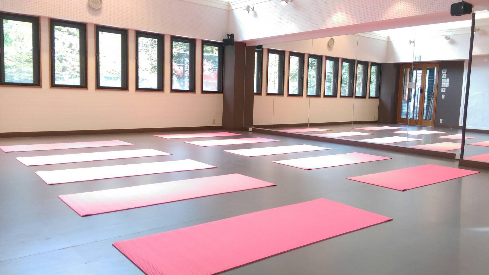 吉祥寺モリノスタジオの床はバレエ用+衝撃緩衝構造のイメージ