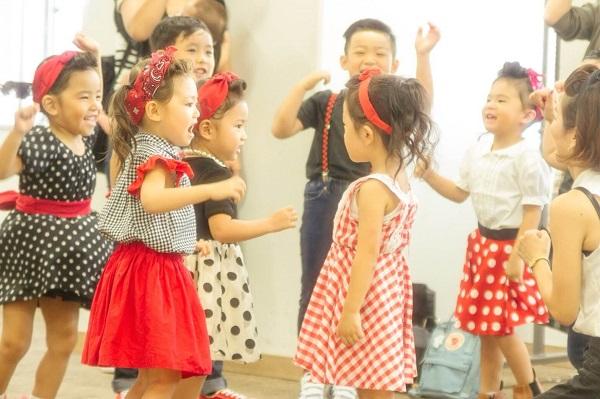 吉祥寺 キッズダンス 教室 Hyperion Dance Studio