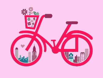 吉祥寺 レンタルスタジオ は 自転車置き場 があります。